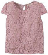 Appaman Rose Top (Toddler/Kid) - Pink Mist-4T