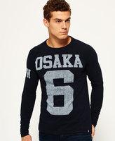 Superdry Osaka Sport Long Sleeve T-shirt