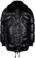 Dsquared2 Nylon Puffer Jacket
