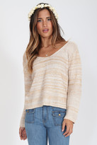 Goddis York Pullover in Gold Digger