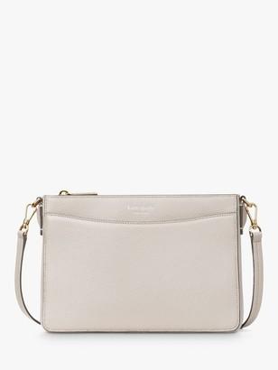 Kate Spade Margaux Leather Medium Convertible Cross Body Bag