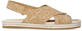 Vince Essen Espadrille Cork Platform Sandals