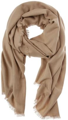 Piper Soft Knit Winter Scarf with Fringe Hem