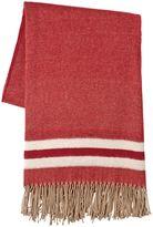 DSQUARED2 Oversized Fringed Wool Scarf