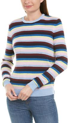 Kule The Lucia Stripe Sweater