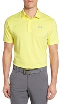 Under Armour Men's 'Playoff' Loose Fit Short Sleeve Polo