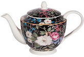 Maxwell & Williams William Kilburn Midnight Blossom Teapot