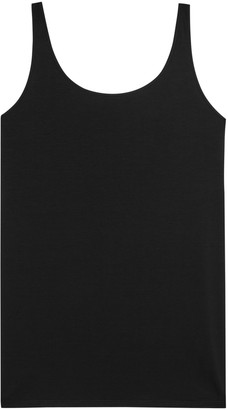 Eileen Fisher System black jersey tank