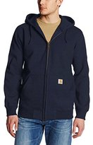 Carhartt Men's Rain Defender Paxton Heavyweight Zip-Front Hooded Sweatshirt