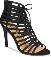 Material Girl Raquel Caged Dress Sandals, Only at Macy's