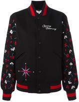 Opening Ceremony varsity bomber jacket - women - Wool/Viscose/Polyester - M