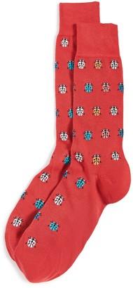 Paul Smith Ladybug Socks