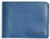 Burberry 'New London' Bifold Calfskin Leather Wallet