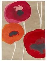 Sanderson Poppies Rug, L280 x W200cm