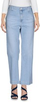 AG Adriano Goldschmied Denim pants - Item 42596839
