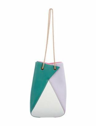 THE VOLON 2019 Mani Bucket Bag Pink