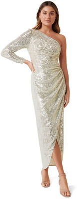 Forever New Melissa Sequin Gown