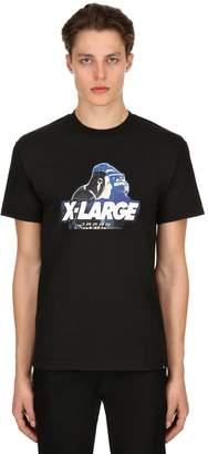 XLarge X Large Japonism Slanted Og Print Jersey T-shirt