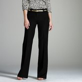 Wool-cashmere Benny pant