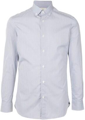 Kent & Curwen Thin Stripes Shirt