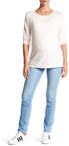 James Jeans Neo Beau Straight Leg Jeans (Maternity)