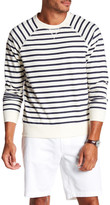 Tailor Vintage Sailor Stripe French Terry Sweatshirt