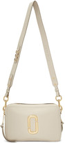 Marc Jacobs Off-White The Softshot 27 Bag