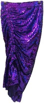 Preen by Thornton Bregazzi Purple Skirt for Women