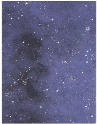 Summerill & Bishop - Constellation 250cm X 165cm Linen Tablecloth - Navy