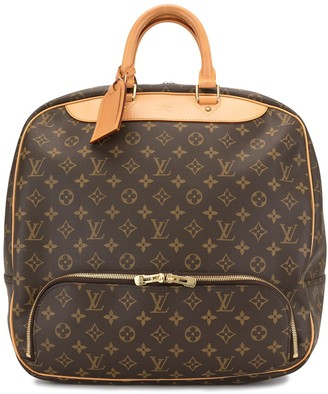 Louis Vuitton 2000s Evasion luggage bag