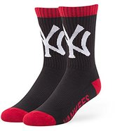 '47 47 Men's MLB Boston Red Sox Bolt Calf Socks,(Manufacturer Size:Large)
