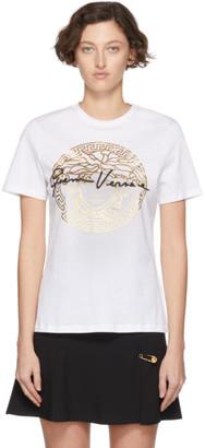 Versace White Gianni T-Shirt