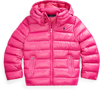 Ralph Lauren Water-Repellent Down Jacket
