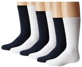 Jefferies Socks Seamless Big Hug 6 Pair Pack Girls Shoes
