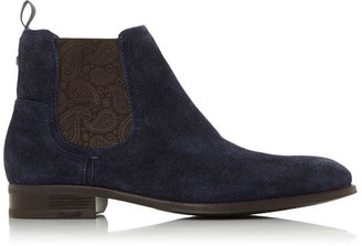 Ted Baker Travic Paisley Chelsea Boots