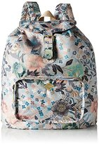 Oilily Folding Classic Backpack, Women's Backpack