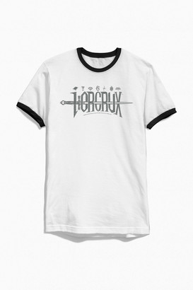 Urban Outfitters Harry Potter Seven Horcrux Ringer Tee