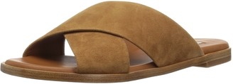 LK Bennett Women's Elianna Slide Sandal tan SHO 37 M EU (7 US)