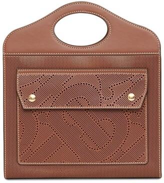 Burberry mini monogram Pocket bag