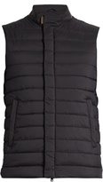 Herno Stand-collar Quilted Gilet