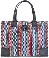 Tory Burch printed Packable Ella tote