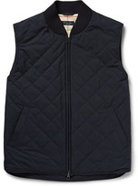 Loro Piana Horsey Quilted Storm System® Gilet