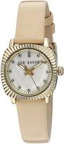 Ted Baker Women's 10024723 Mini Analog Display Japanese Quartz Watch