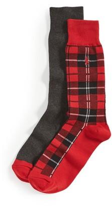 Polo Ralph Lauren Ramsey Tartan Socks