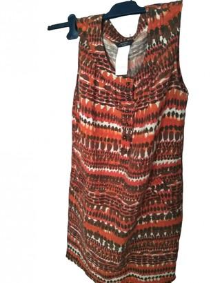 Max Mara Weekend Multicolour Linen Dresses