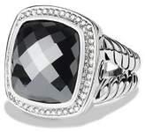 David Yurman Albion Ring with Diamonds