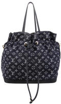 Louis Vuitton Monogram Denim Noefull MM
