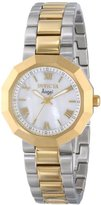 """Invicta Women's 0544 """"Angel Collection"""" 18k Gold-Plated Watch"""