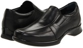 Dansko Theo (Black Full Grain Leather) - Footwear