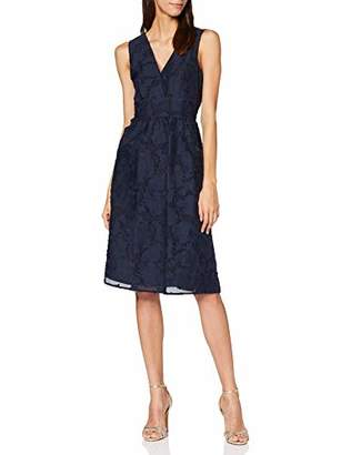 Warehouse Women's Burnout Prom Party Dress,8